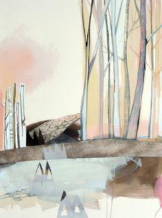 Traverse by Eva Magill-Oliver on Artfully Walls