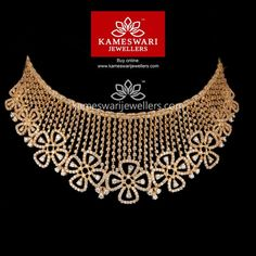 Aaleyah Swarovkshi Choker. Free Shipping Across #India and #USA Call/Whatsapp us on +91-7799217999 Gold Choker, Gold Necklace, Diamond Necklaces, Diamond Jewellery, Choker Necklace Online, Temple Jewellery, Swarovski Jewelry, Indian Jewelry, Fine Jewelry