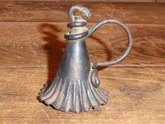 RARE 19th C Wrought Iron Witch Hat Candle Snuffer Folk Art Snake EX Voto Gothic | eBay