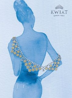 Watercolor Painting Advertising Campaign for Luxury Fine Jewelry Brand, Kwiat. Watercolor Painting Advertising Campaign for Luxury Fine Jewelry Brand, Kwiat. Includes Embossed and Engraved Logo Design by Benard Creative. Jewellery Advertising, Jewelry Ads, Photo Jewelry, Jewelry Stores, Fine Jewelry, Jewelry Design, Jewelry Bracelets, Gemstone Jewelry, Alexandrite Jewelry