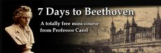 7 Days to Beethoven