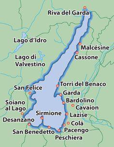 130 Best Lago di Garda images in 2019