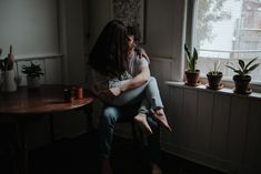 This Couple Made Pancakes And Cuddled By The Fire Before Soaking In The Bath For Their Intimate In Home Engagement Image By Daring Wanderer Relationship Goals Pictures, Cute Relationships, Couple Aesthetic, Character Aesthetic, Couple Goals, Bff Goals, Engagement Images, Tumblr Couples, Hot Couples