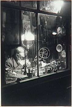 Brassaï, Watchmaker  on ArtStack #brassai #art