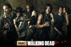 Walking Dead Season 5 - Official Poster