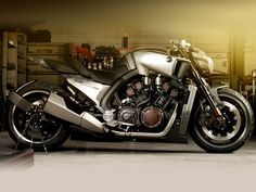 yamaha vmax   2013 Yamaha VMAX Hyper Modified Ludovic Lazareth pictures, 480x360 ...