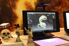 HP new Sprout Pro G2 3D scanning computer geared towards 3D printing VR