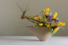 Cours d'Ikébana | Lily Griffiths, Art Floral Paris.