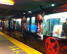 NEW on Jabberjays.netMontreal Metro Car Disguised for Mockingjay Part 2Montreal gave one of its Green Line Metro cars a Hunger Games: Mockingjay Part 2 makeover!http://www.jabberjays.net/2015/10/27/montreal-metro-car-disguised-for-mockingjay-part-2/