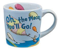 Vandor 17061 Dr.Seuss Ceramic Mug Oh The Places, Blue, 12-Ounce by Vandor, http://www.amazon.com/dp/B0035RQBBM/ref=cm_sw_r_pi_dp_.N.lrb1RATDEM