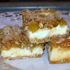 Home Style with a Side of Gourmet: Apple Cheesecake Crisp