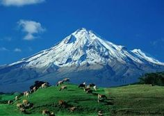 Mt. Ararat (5137 m), Armenia.  My homeland and where Noah's Ark is believed to have landed