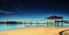 Picture Perfect Day - Redcliffe Pier, Redcliffe, Brisbane, Qld, Australia