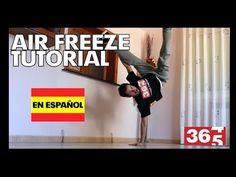 Tutorial - Air freeze (Break dance) - YouTube