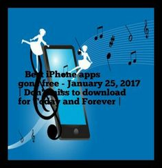 Best iPhone apps gone free - January 25, 2017 | Don't miss to download for Today and Forever | https://sbrknowledge.blogspot.in/2017/01/best-iphone-apps-gone-free-january-25.html?m=1