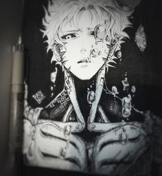[One Punch Man] Genos Art
