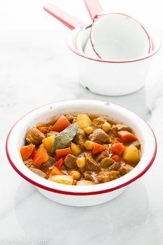 menudo (filipino food)