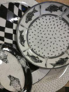 Mosaic, Ceramics, Drawings, Tableware, Artwork, Artist, Design, Ceramica, Pottery