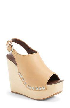 Jeffrey Campbell Jeffrey Campbell 'Snick' Platform Sandal available at  #Nordstrom