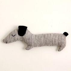 fog linen dog. So cute!