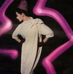 William Klein for Vogue 1962