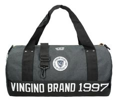 Vingino Sporttas Vid Bag Dark Grey