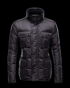 Doudoune Moncler Amazzone Homme Noir Cheap Winter Coats, Jackets Online,  Doudoune Canada Goose, 00abe551995