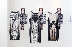 Dundee Of Jordanstone College Of Art & Design: Textiles Degree Show