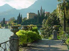 Varenna, Lake Como, Italy-a beautiful spot to vacation.