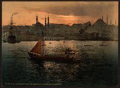 Los muelles de Constantinopla.