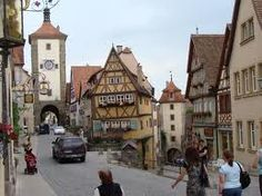 Rothenburg Germany makes me smile!!!!