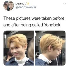 Please save him. Also Yongbok is such a cute name but HES ALWAYS FELIX