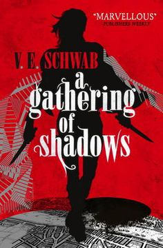 A Gathering of Shadows by V. Schwab is on Kirsty's read shelf. Kirsty gave this book 5 stars. Shelves: signed-copies, own-printed-copy, own-as-e-book,. Pirate Ship Drawing, A Gathering Of Shadows, Closer, A Darker Shade Of Magic, Believe, Journey, Red Books, Beautiful Book Covers, Magic Book
