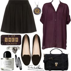 """Sherlock Holmes"" by alayaya on Polyvore, pinned for the accessories"