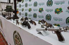 Noticias de Cúcuta: CAYÓ ARMERO URBANO AL SERVICIO DE LA DELINCUENCIA