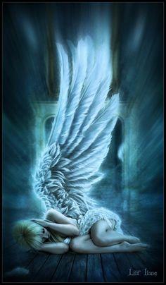 Angel wing
