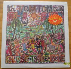 The TOM TOM CLUB * Close to the Bone * Sealed LP Record Album * Talking Heads Offered by #kywahine on Bonanza