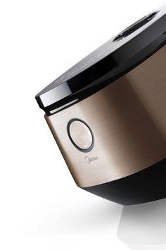 MEDIA Electric cooker _Design by MOTO design