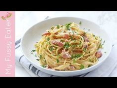 A delicious and super easy recipe for Spaghetti Carbonara, all cooked together in one pot. This tasty family meal takes just 15 minutes to prepare and cook, perfect for busy evenings when you don't have a lot of time to spend in the kitchen!  If there's one dish I know for sure my kids will...Read More »