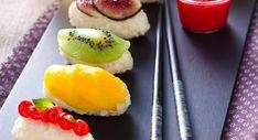 Sushis de fruits