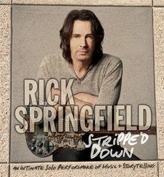 Rick Springfield - Stripped Down