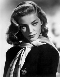 The Beauty Of Lauren Bacall (Lauren Bacall circa Old Hollywood Movies, Old Hollywood Stars, Hollywood Icons, Old Hollywood Glamour, Golden Age Of Hollywood, Vintage Hollywood, Hollywood Actresses, Classic Hollywood, Old Hollywood Makeup