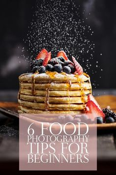 Food Photography Tips for Beginners