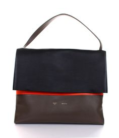 Online today: http://www.fashionbloodhound.com/new-in/all-soft-colour-block-shoulder-bag.html