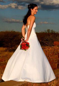 dress up wedding