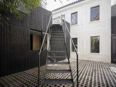 M08 Réhabilitation d'une chartreuse par BAST - Toulouse, France | Construire Tendance