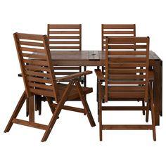 IKEA Arholma patio furniture. Walmart
