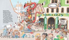 The Clockwork Dragon, final spread