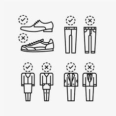 Forma & Co — Direct Seguros in Icons, Symbols & Pictograms