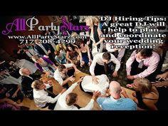 Lancaster PA Wedding DJ - All Party Starz DJ - http://allpartystarz.com/lancaster-pa-wedding-dj-party-starz-dj-lancaster-pa-wedding-dj.html